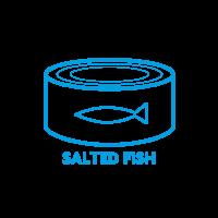 scatole pesce salato